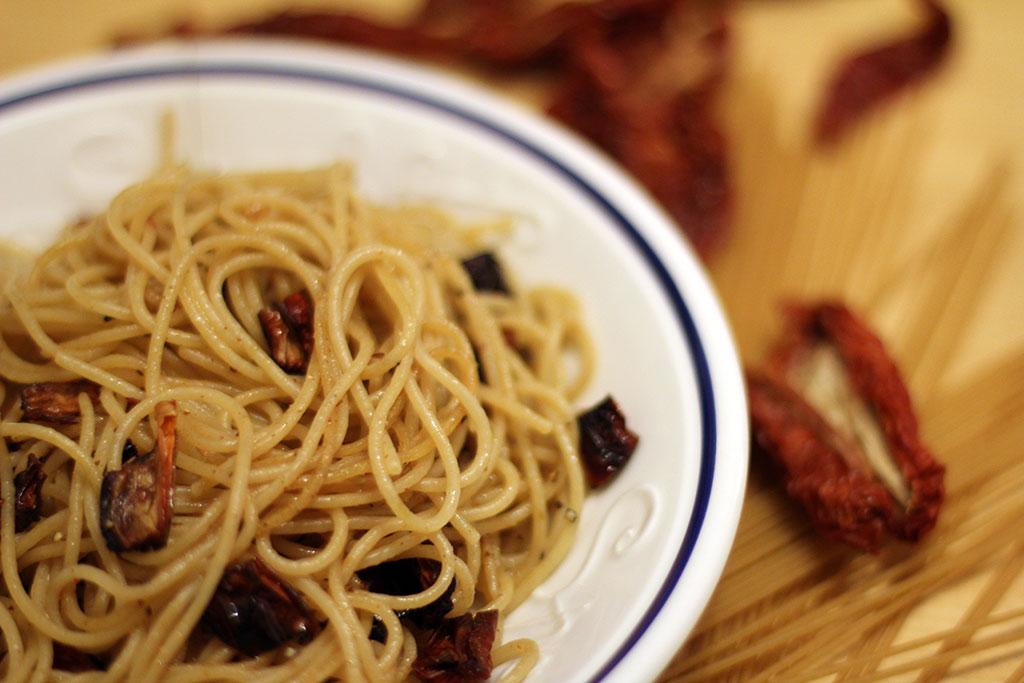 Fasten Spaghetti Aglio y Olio