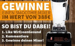 Froothie Mixer - Gewinnspiel