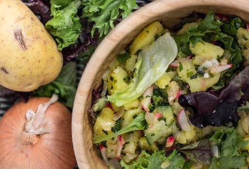 Rezept Kartoffelsalat FAIRFOOD