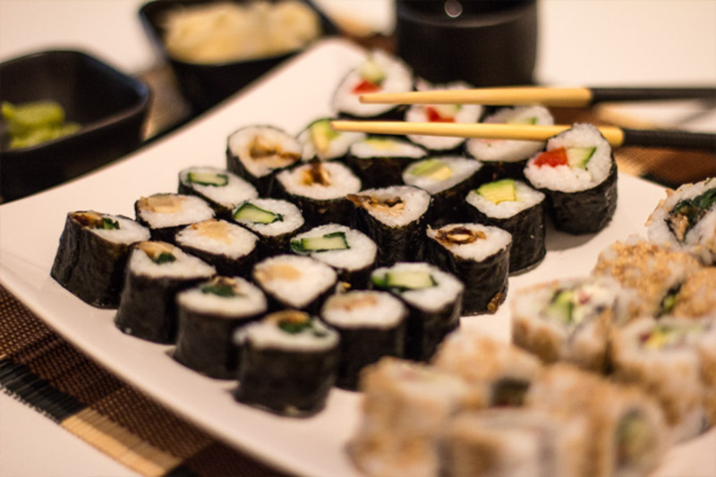 Sushi Algen