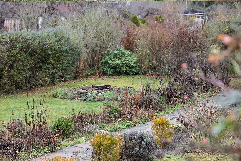Garten Gewaechshaus