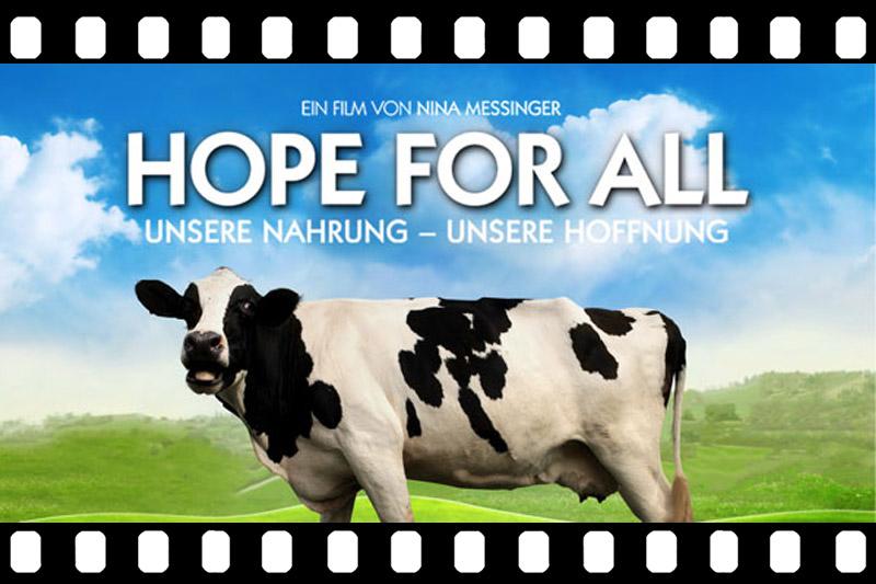 """""""Hope for all"""" - ist es wert gesehen zu werden"""