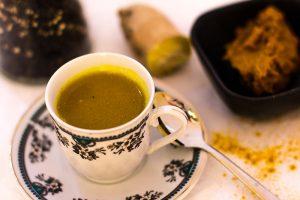 Goldene Milch Rezept Kurkumapaste