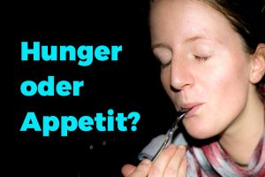 Hunger Appetit