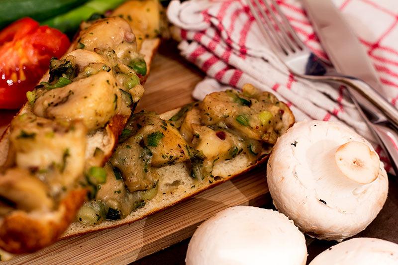 Schlemmer-Pilz-Baguette