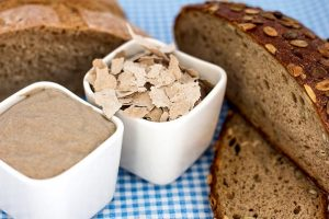Anstellgut trocknen lagern Brot backen
