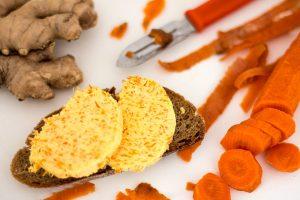 Karottenbutter Ingwerbutter