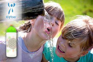 Trinkflaschen für Kinder ISYbe