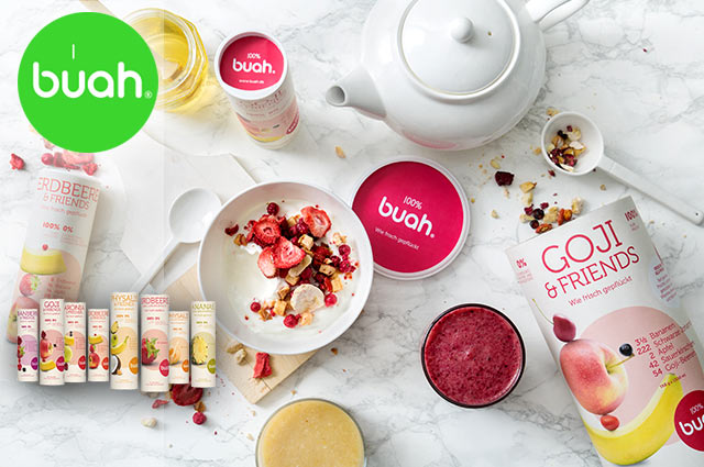Buah Smoothies schnell infach