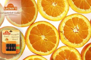 LECKER'S Orangenöl