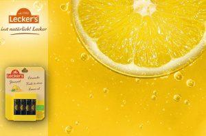 LECKER'S Zitronenöl