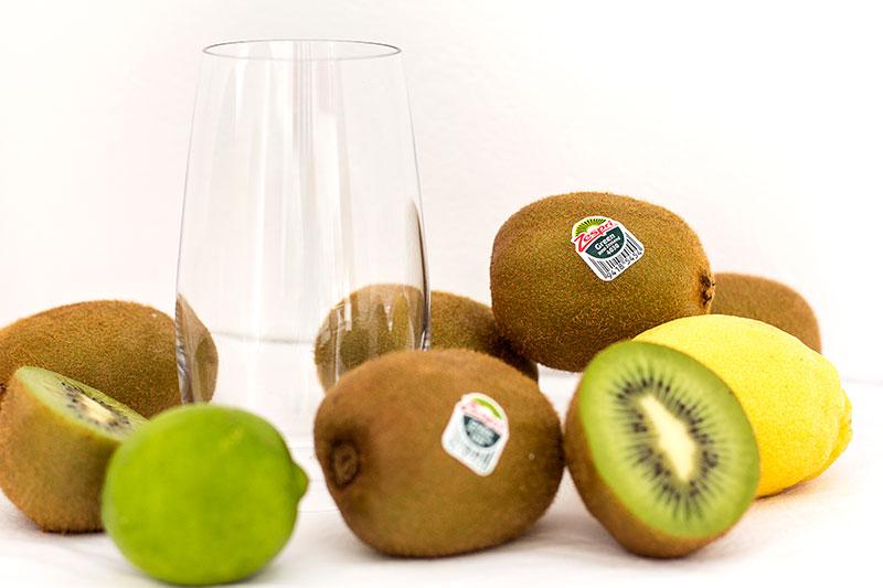 Kiwi Limonade Zutaten