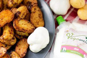 Western Potatoes mit Aioli