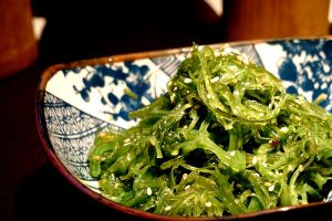 Algen Nahrung essen Lebensmittel