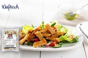 Gemüse WieFleisch schmeckt Hühnchen