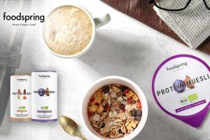 foodspring Protein Müsli