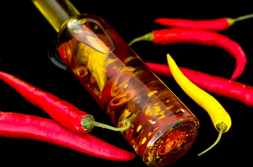 Chiliöl Rezept selber machen