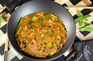Thai Massaman Curry Rezept vegan