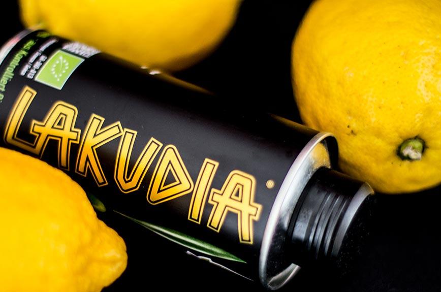 Zitronenöl zutaten Rezept