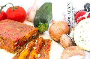 Mediterrane Gemüse Sülze Rezept vegan