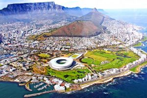 Dürre Kapstadt Trinkwasserstopp