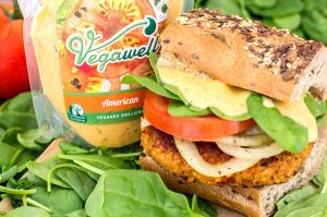 Linsen Bulgur Burger vegan rezept