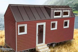 Tchibo Tiny Houses