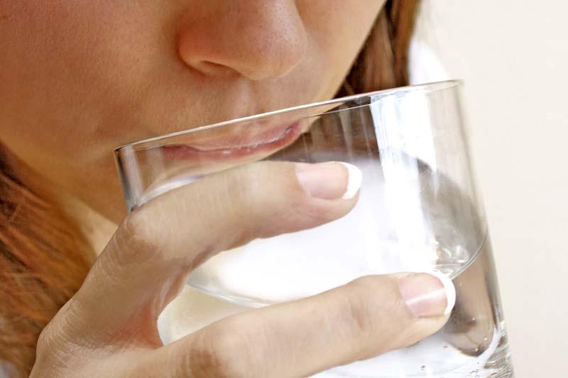 wie viel Wasser trinken