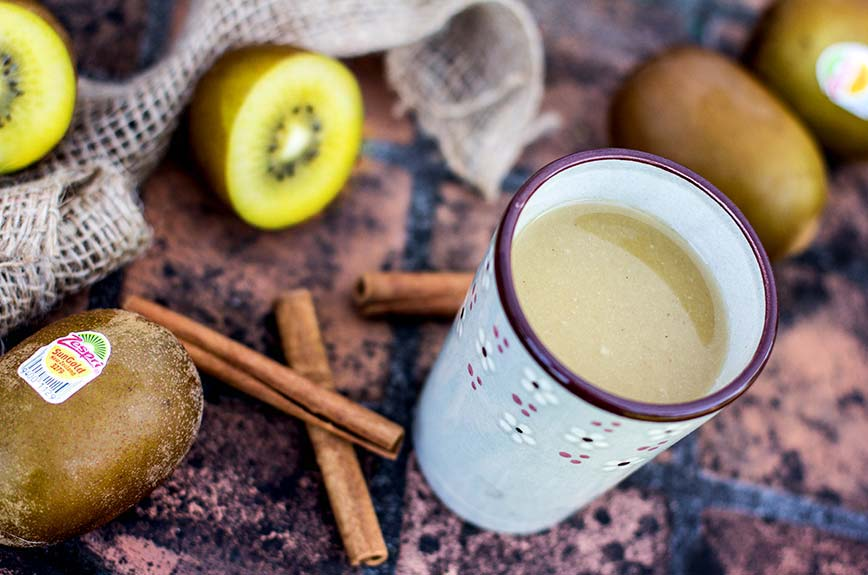 Kiwi Punsch Rezept Zutaten