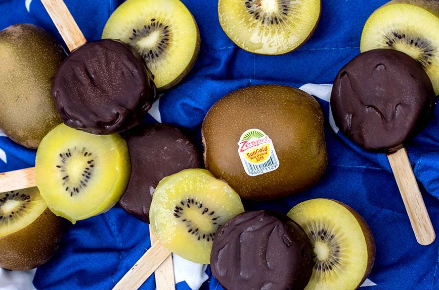 Kiwi Lollis Rezept