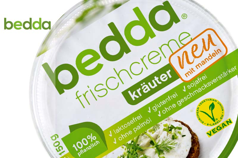 Make a bedda world mit Frischcreme