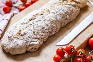 Italienisches Tomatenbrot