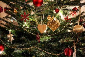 alte Weihnachtsbäume essen