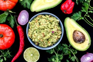 Hot Chili Guacamole