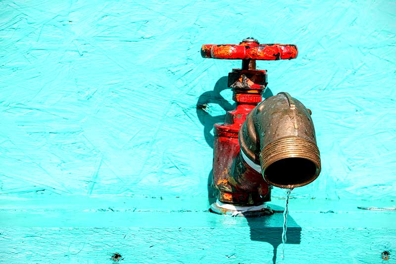Nitrat im Trinkwasser