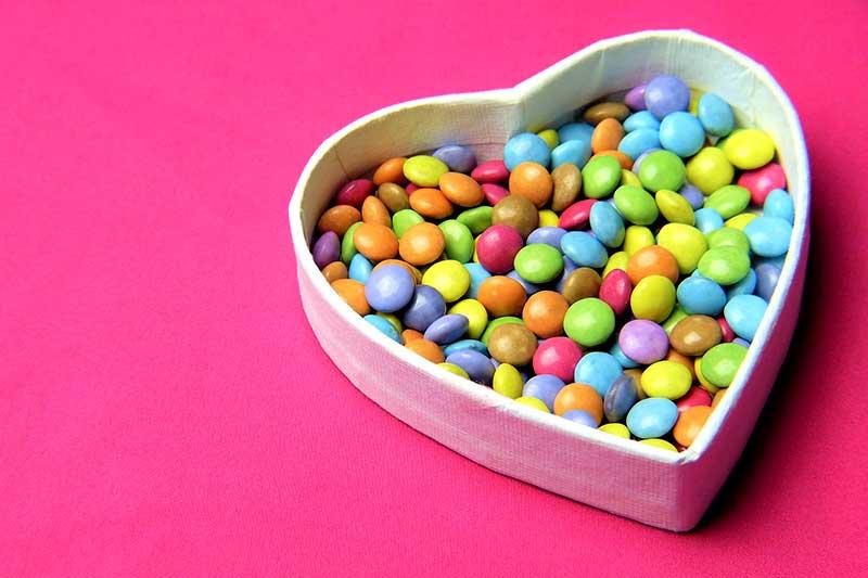 Gesunde Süßigkeiten Nestlé