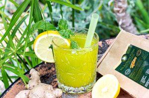 Kurkuma-Limonade