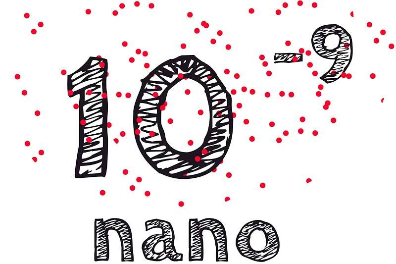 Nanopartikel in Lebensmitteln