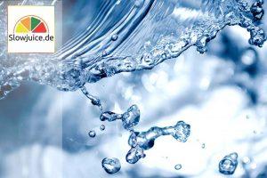 Perfekt sauberes Wasser für zu Hause