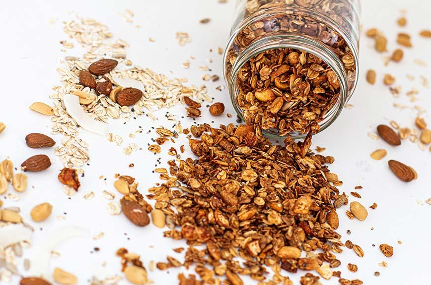Granola rezept selber machen