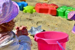 Kinder mit Mikroplastik belastet