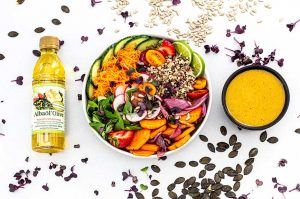 Buddha Bowl Rezept vegan