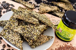 Matcha Cracker