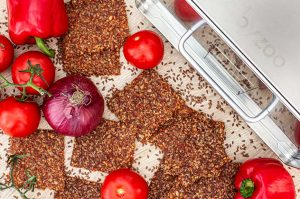 Low Carb Brot Rohkost