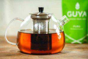 Guayusa basische Kaffee-Alternative