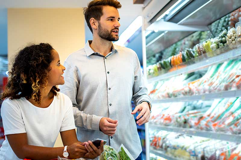 Der erste Klimascore auf Lebensmitteln kommt von Veganz
