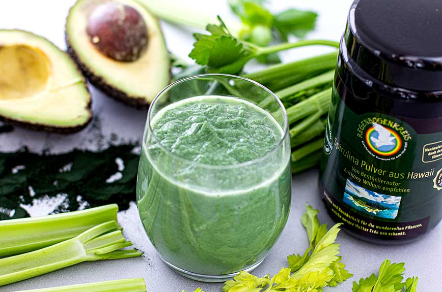 Triple Green Smoothie