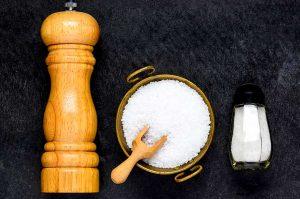 Wieviel Salz sollen wir essen?