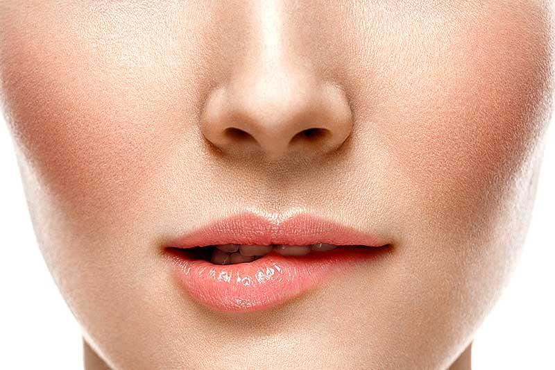 Menschen schmecken mit der Nase