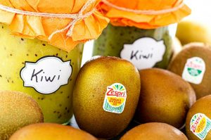 Kiwi Marmelade (ohne Zucker)